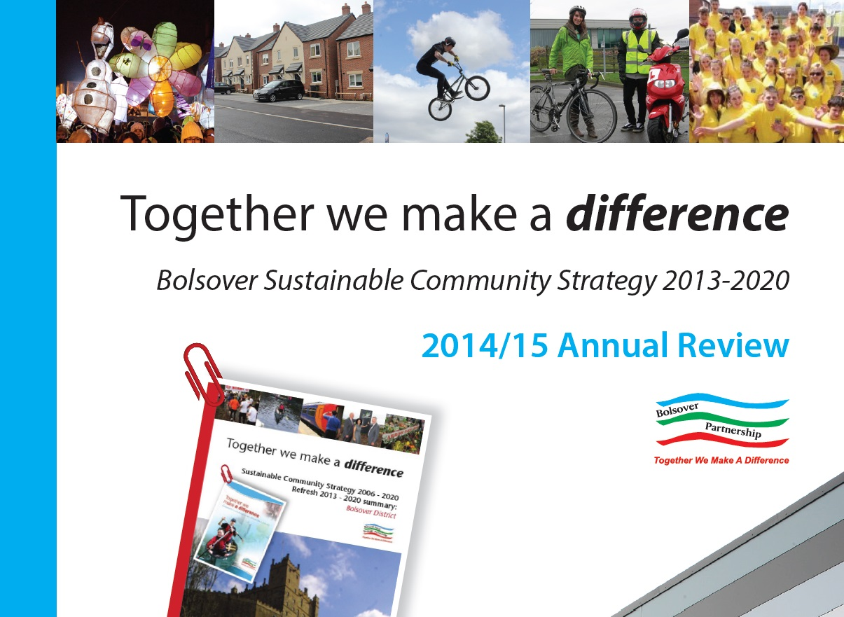 Sustainable Community Strategy Review 2014/15